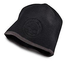 Circle Skull Knit Hat