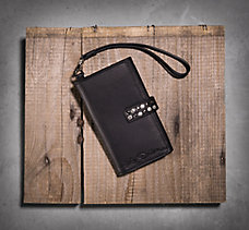 Smartphone Leather Wallet