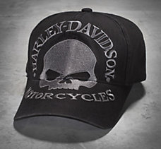 Skull Fitted Cap