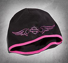 Pink Label Knit Hat