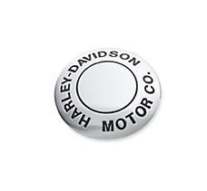 H-D Motor Co. Fuel Cap Medallion