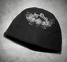 Wing Wind-Resistant Fleece Hat