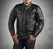 FXRG Leather Jacket