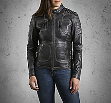 Agitator Leather Jacket