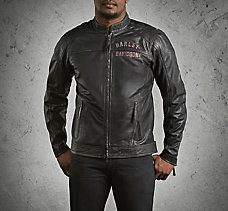 Long Way Leather Jacket