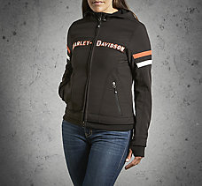 Miss Enthusiast Soft Shell Jacke...