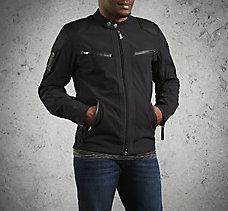 Raven Textile Functional Jacket