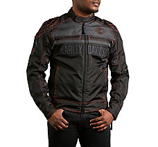 Tailgater Textile & Mesh Jacket