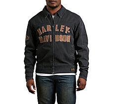 Becher Garage Jacket