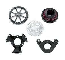 Burst Performance Air Cleaner