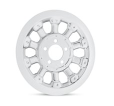 Chrome Magnum 5 Sprocket Cover