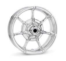 Slicer 16 in. Rear Wheel