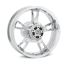 Enforcer 16 in. Rear Wheel