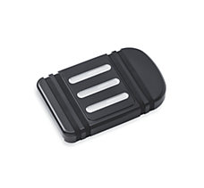 Edge Cut Large Brake Pedal Pad