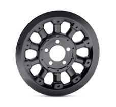 Gloss Black Magnum 5 Sprocket