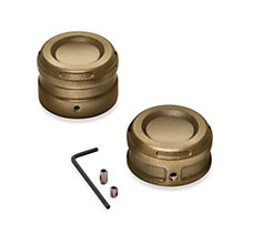 Dominion Rear Axle Nut Covers