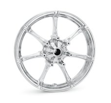 Slicer 17 in. Front Wheel