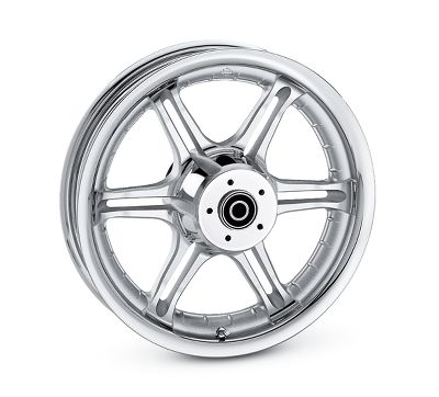Slotted 6-Spoke 16 in. Front Wheel