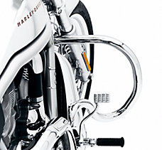 Chrome Front Engine Guard Kit