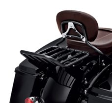 H-D Detachables Two-Up Luggage