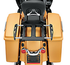 Adjustable Two-Up Luggage Rack