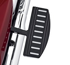 Edge Cut Passenger Footboard