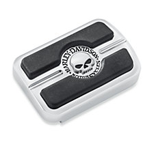Willie G Skull Brake Pedal Pad