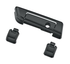 Gloss Black Tour-Pak Hinges &