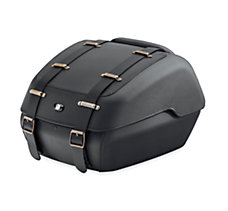 Leather Tour Pak Luggage