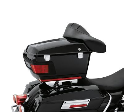 H-D Detachable Solo Tour-Pak Mount Rack