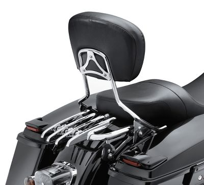 Stealth H-D Detachables Two-Up Luggage Rack