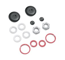 Shock Bolt Cover Kit