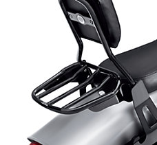 Black Tapered Sport Luggage Rack