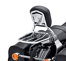 Chrome Tapered Sport Luggage