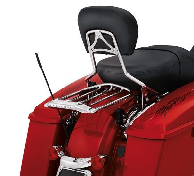 Air Wing H-D Detachables Two-Up Luggage Rack