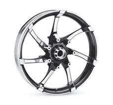 Agitator 19 in. Front Wheel
