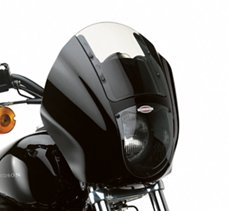 Detachable Quarter Fairing Kit
