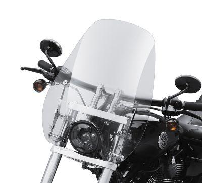 Harley Davidson Windshields >> Quick Release Super Sport Windshield 57301 06 Harley Davidson Usa