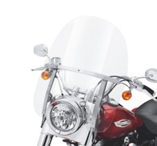 H-D Detachables Tall Windshield