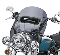 H-D Detachables Wind Splitter