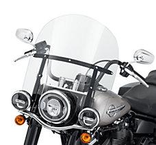 motorcycle windshields | harley-davidson usa