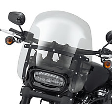 Wind Splitter H-D Detachable