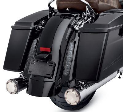 cvo style rear fender system 59500105beo harley davidson usa rh harley davidson com