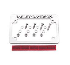 h d license plate frame
