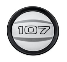 107 Logo Air Cleaner Trim