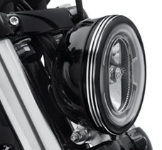 Defiance Headlamp Trim Ring