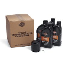 4 Qt. H-D 360 Motorcycle Oil