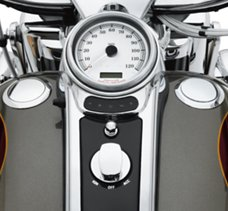 Flush-Mount Fuel Cap & Gauge Kit