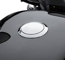Flush-Mount Fuel Cap