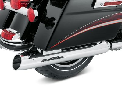 Screamin Eagle Mufflers Touring